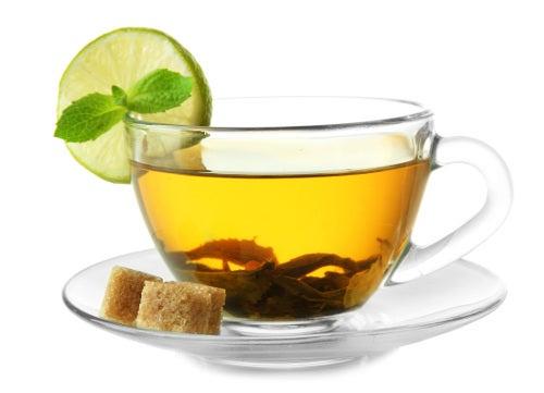 grüner Tee 7