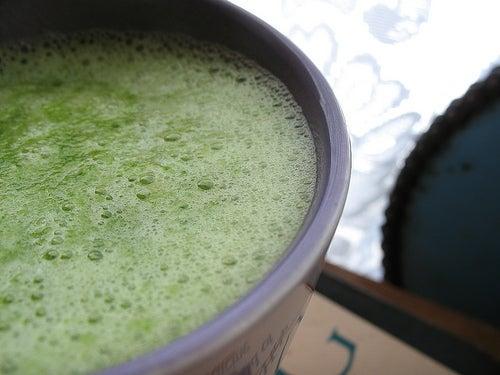 grüner-smoothie