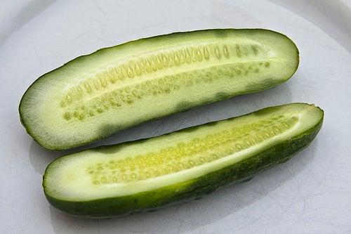 gurke-geschnitten