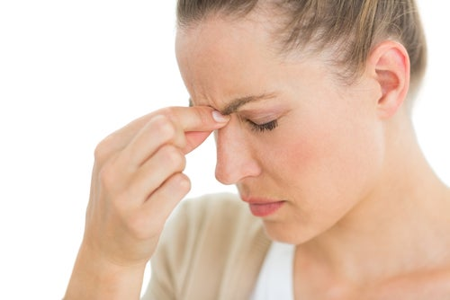 Symptome bei einem Aneurysma im Gehirn