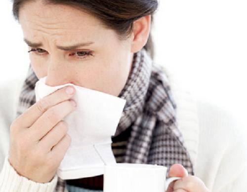 Stärke dein Immunsystem. um Schnupfen zu verhindern