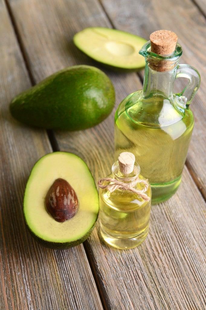 Avocado & Öl