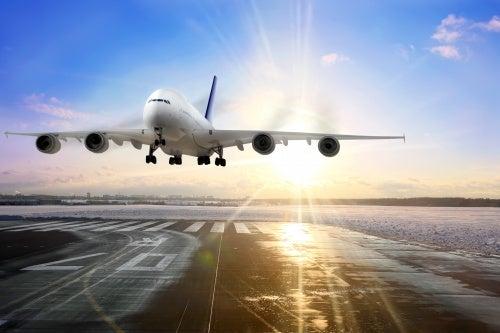 Vorbeugung von Thrombose auf Langstreckenflügen
