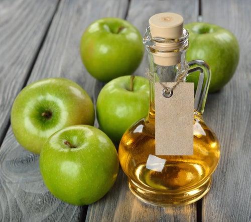 Apfelessig ist gesund