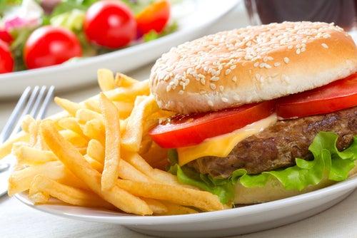 6 gesundheitsschädliche Nahrungsmittel