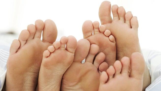 Hausmittel-gegen-Fußpilz Nagelpilz