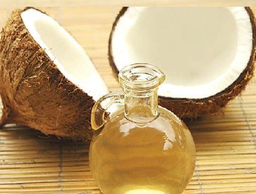 Kokosöl als Naturheilmittel