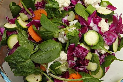 Triglyceride-Salat