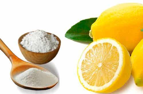 Kur aus Natron und Zitronensaft