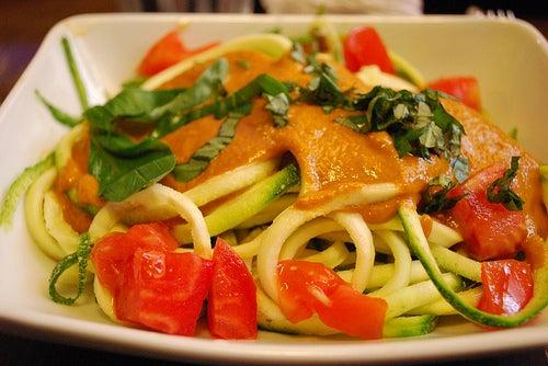 spaghetti-gemüse