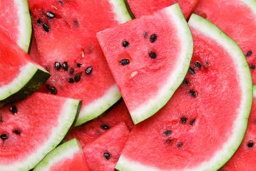 5 interessante Daten über Wassermelonen