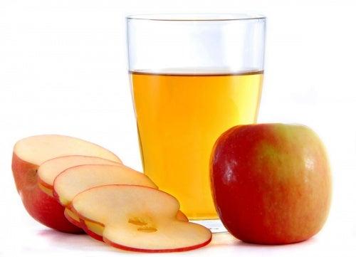 Apfelessig beim Abnehmen