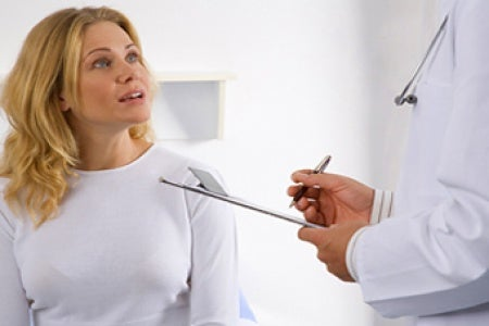 Frau-Gesundheit