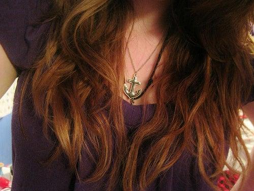 Haare lang