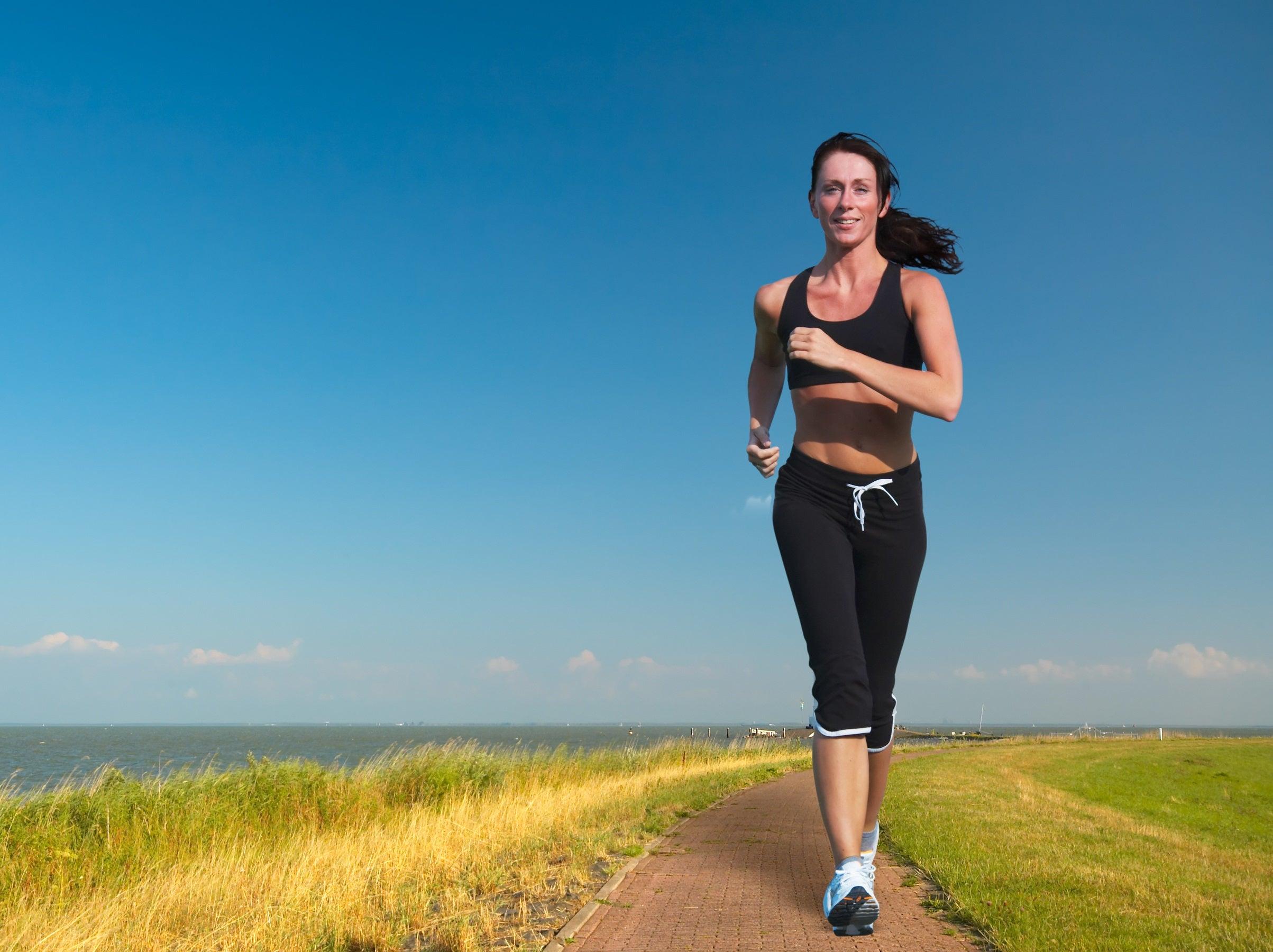 Gewicht durch Laufen verlieren