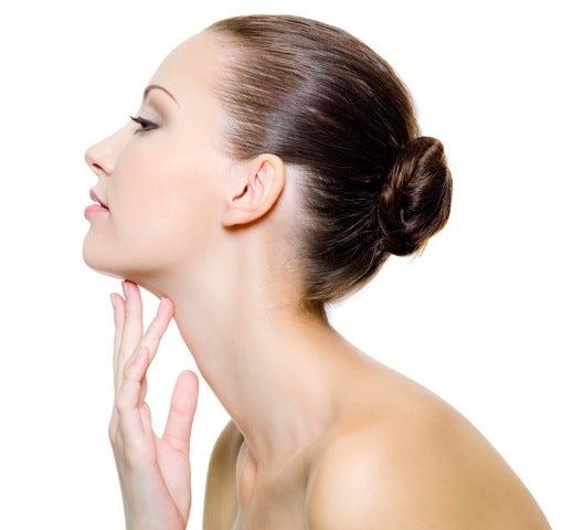 8 Ratschläge für ein schlankeres Gesicht
