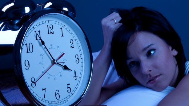 Schlaflosigkeit um 4 Uhr morgens