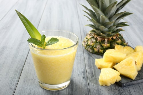 enzyme-ananas