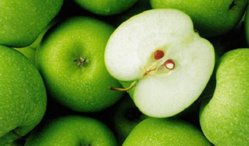 grüner-apfel