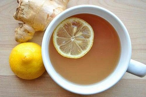 Gekochte Zitrone und Zimt für schnellen Gewichtsverlust