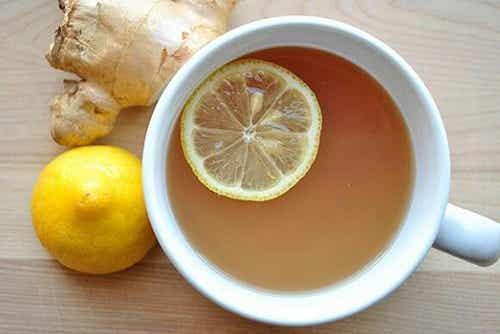 Zitrone und Ingwer - 5 Tipps zum Abnehmen