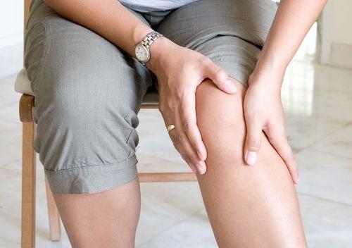 Heilkräuter gegen schwere Beine
