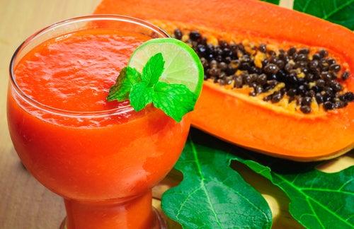 papaya-fettverbrenner