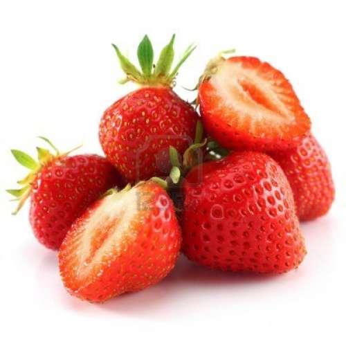 Erdbeeren können Harnsäure reduzieren