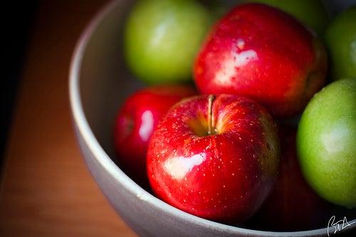 Äpfel unterstützen die Gesundheit