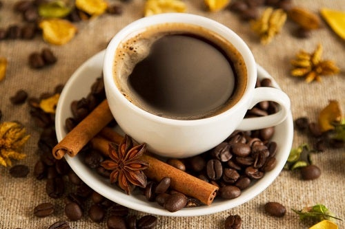 Kaffee zum Frühstück ist gesund!