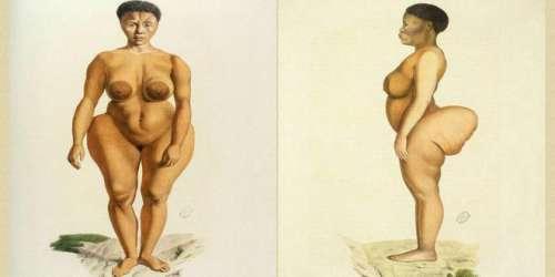 Die traurige Geschichte der Hottentotten-Venus Sarah Baartmann