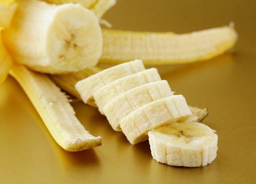 Banane gegen Schlaflosigkeit