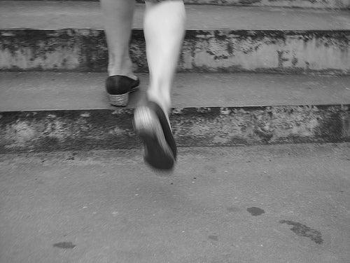 Warum Treppensteigen gesund ist: Bringt des Körper in Form