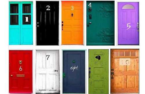Welche Tür würdest du wählen? – Teste deine Persönlichkeit