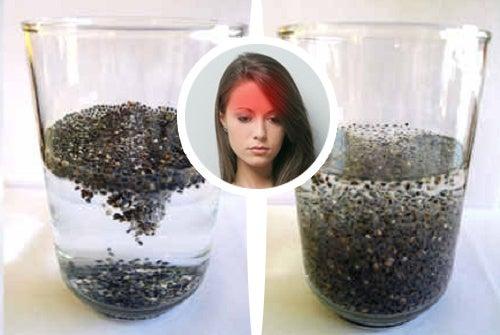 Die besten Samen gegen Migräne