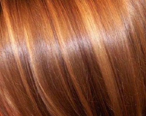 glänzendes-haar
