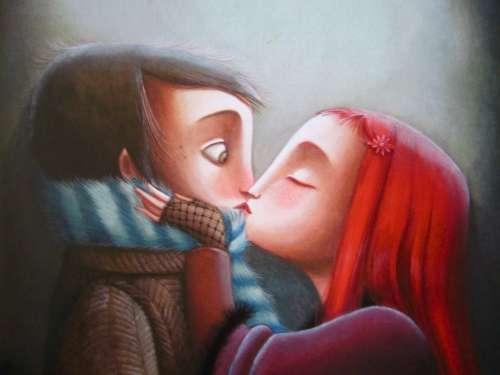 küsse-partner