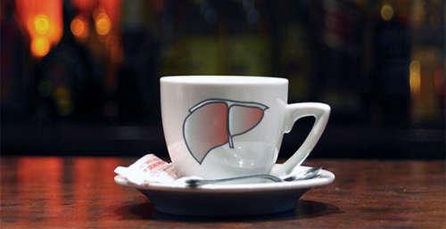 kaffee-leber