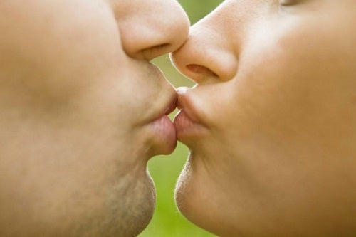 Kurioses über Küsse