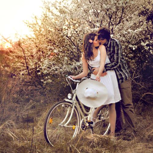 Liebe und verschiedene Tugenden