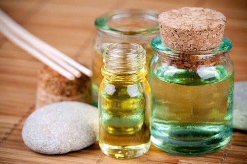 Öle zur Feuchtigkeitspflege