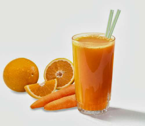 Smoothie-orange