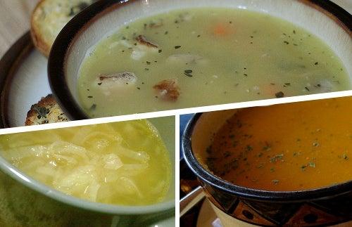 4 Suppen zur Vorsorge gegen Grippe
