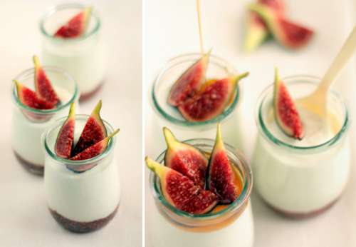 feigen-joghurtmousse