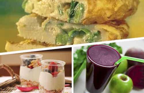 Frühstück: 3 Varianten zur Stärkung der Abwehrkräfte