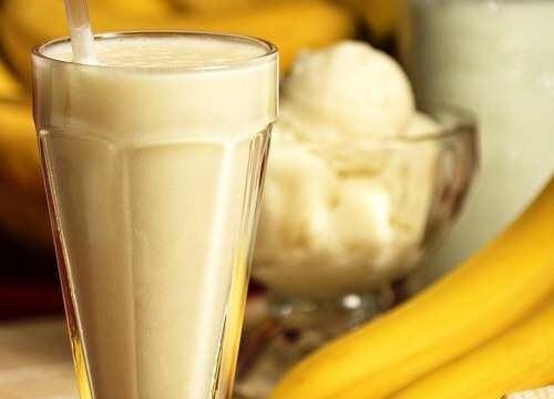 hafer-bananen-shake