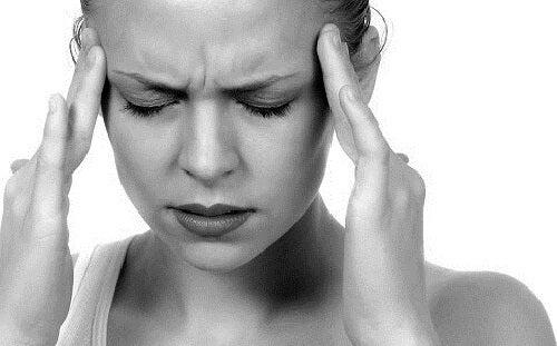 Wick gegen Kopfschmerzen