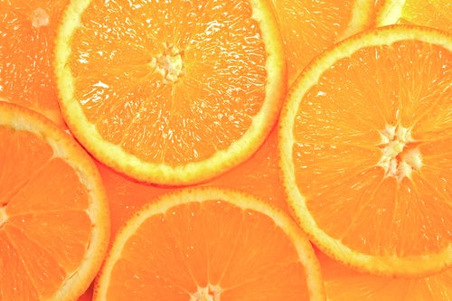 Orangen helfen bei erweiterten Poren