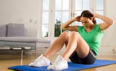 Mit Übungen den Stoffwechsel anregen und abnehmen