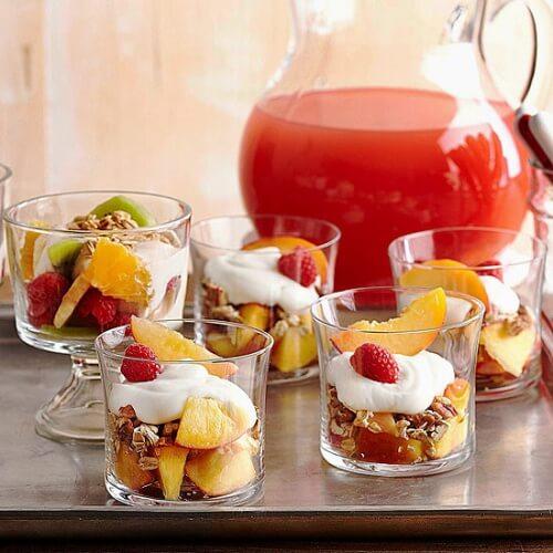 joghurt-frucht-frühstück
